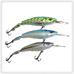 Ugly Duckling 12J jointed (zweiteilig) (12,5 cm)