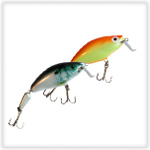 Ugly Duckling 6J SR floating jointed (zweiteilig) (8 cm)