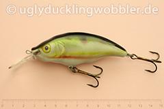 Wobbler Ugly Duckling Rassel 8,5 cm schwimmend  PR (Barsch)