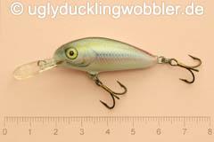 Wobbler Ugly Duckling 4 cm schwimmend  RE (Regenbogenforelle)